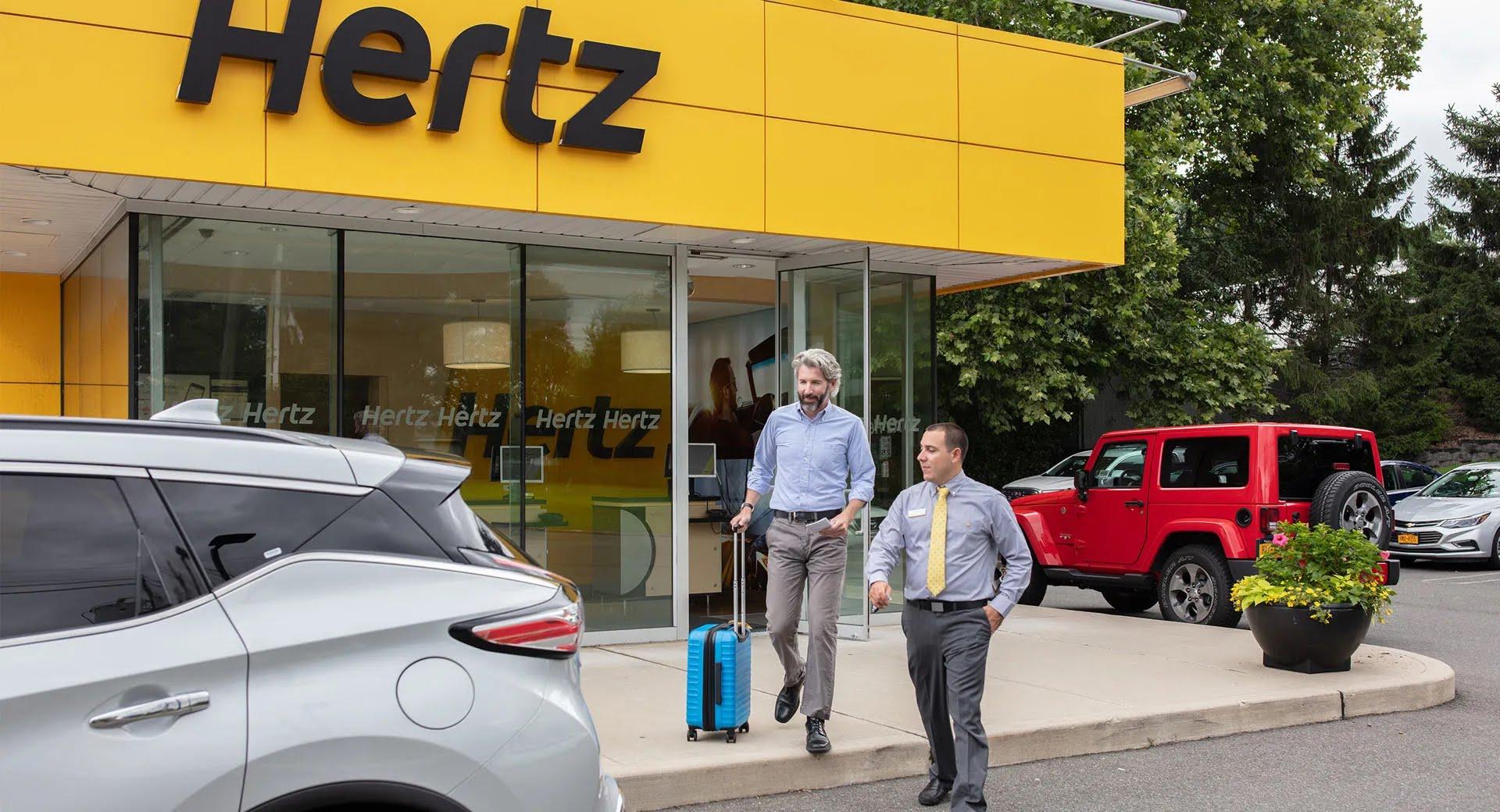 Велика компанія з прокату авто оголосила про банкрутство