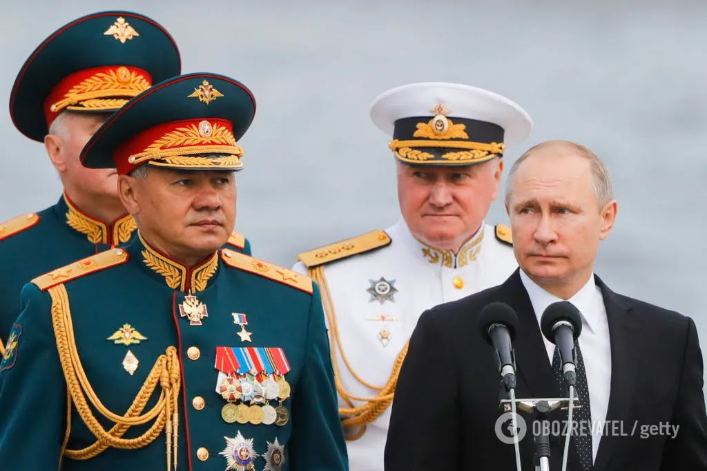 Как сугубо технически решается вопрос устранения Путина от власти?