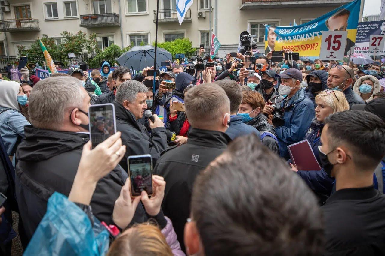 "Аваков прокоментували скандал з недобудовами ""Аркади"""