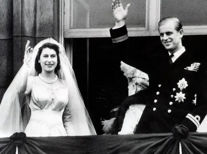 Весілля Єлизавети II