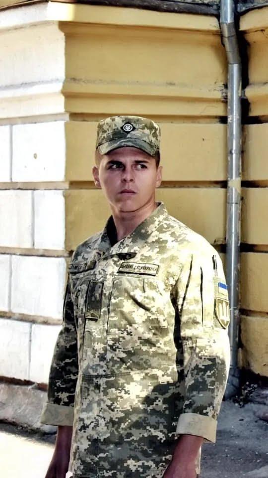 Віталій Лімборський, 24 роки