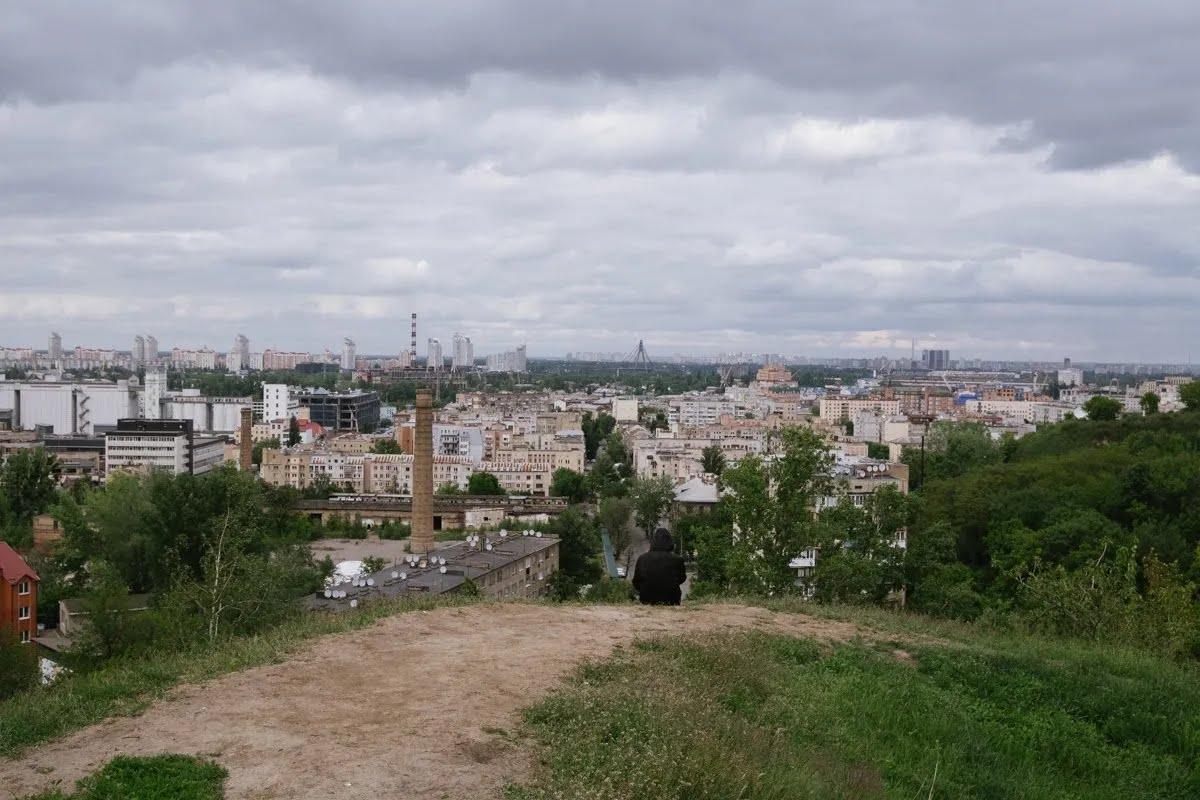 Олеговка в Киеве