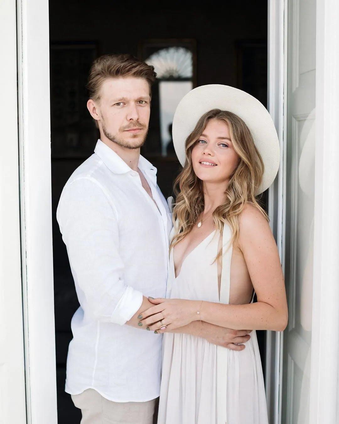 Микита Єфремов і Марія Івакова