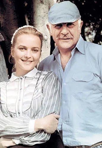 Наталья Вавилова и Самвел Гаспаров