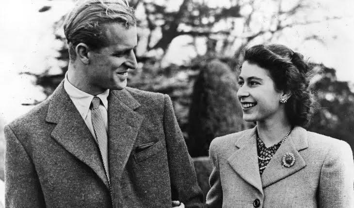 Королева Єлизавета II та її чоловік Філіп Маунбеттен