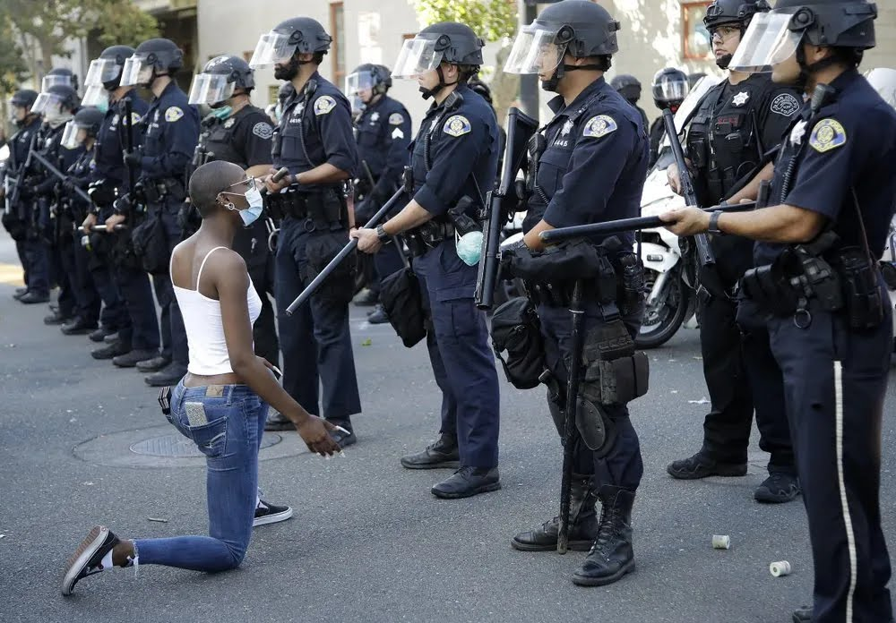 Протести в США після смерті Джорджа Флойда