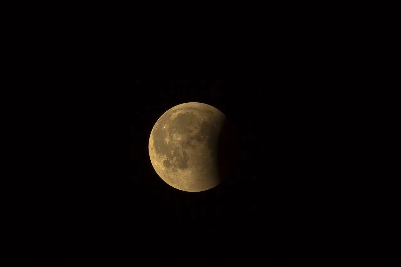 Місячне затемнення 5 червня 2020 року