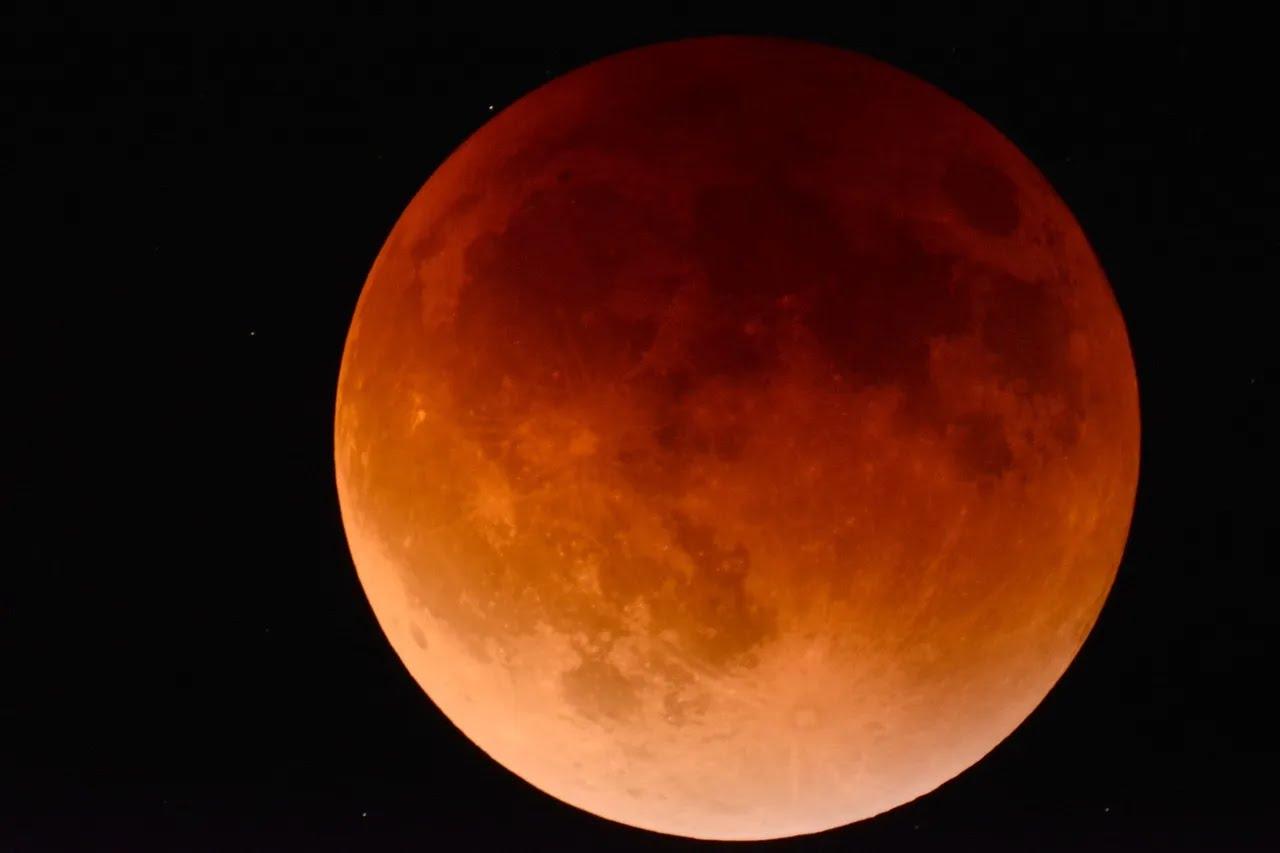 Затемнення Місяця: для кого небезпечне