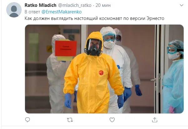 """В сети высмеяли """"единоросса"""", заявившего, что запуск ракеты Маска – фейк"""