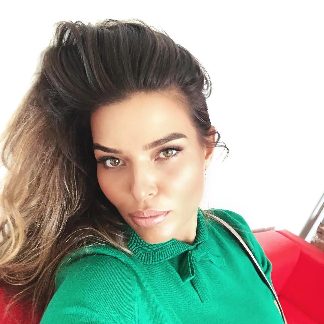 Новая девушка Селезнева - Екатерина