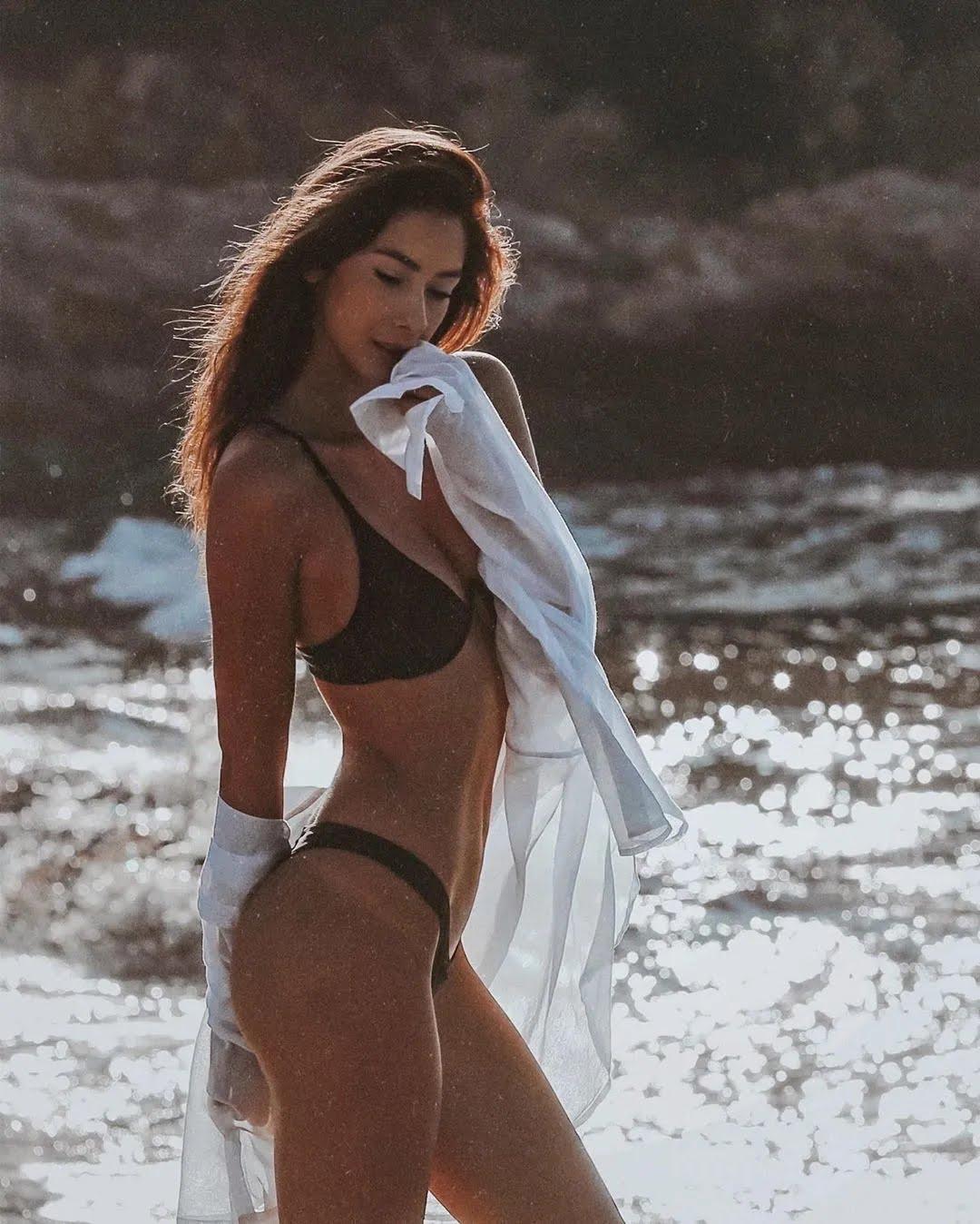 Опубликованы фото роскошной модели, с которой Александр Зверев нарушил самоизоляцию
