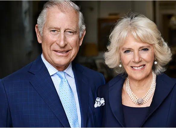 Принц Чарльз і його дружина Камілла