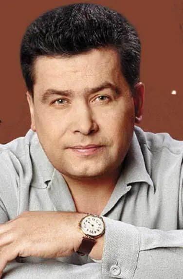 Николай Расторгуев до болезни
