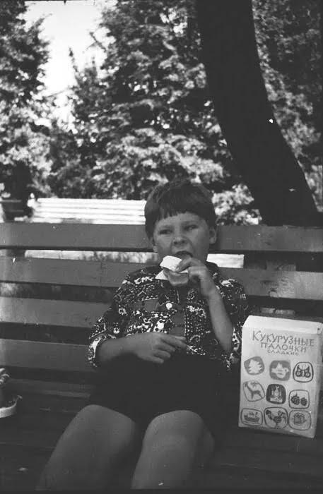 Кукурузные палочки были одним из самых любимых лакомств детей в СССР