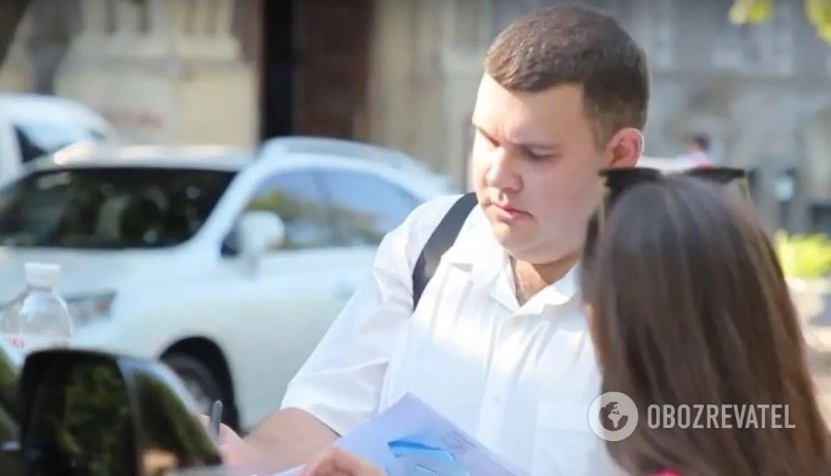 Следователь ГБР Сергей Коблов