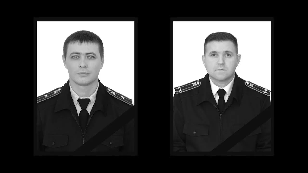 Убиті окупанти Біккінін та Чумаков