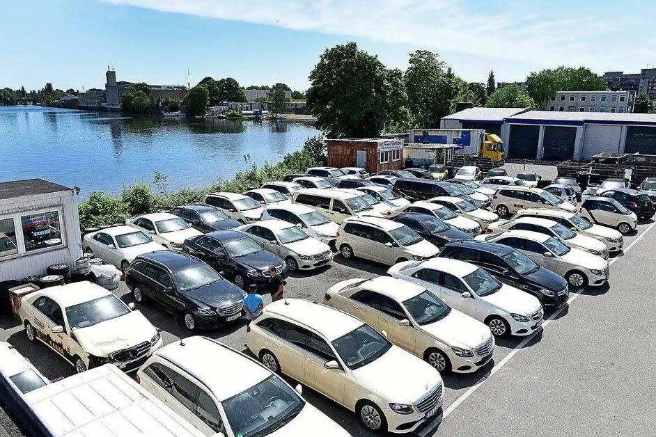 Дешевые б/у авто из такси Германии: что они из себя представляют. Фото: autobild.de