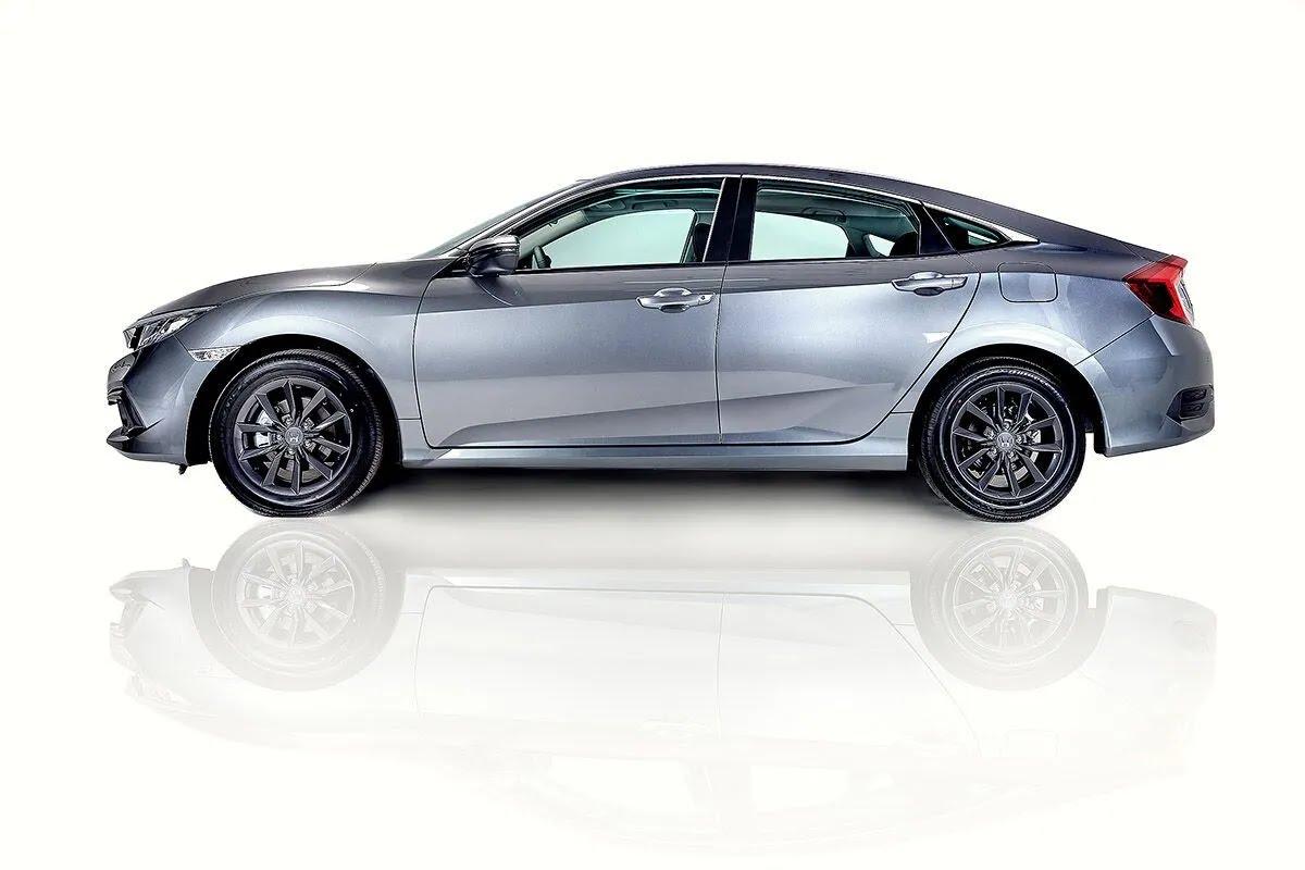 2020 Honda Civic 4D. Фото: