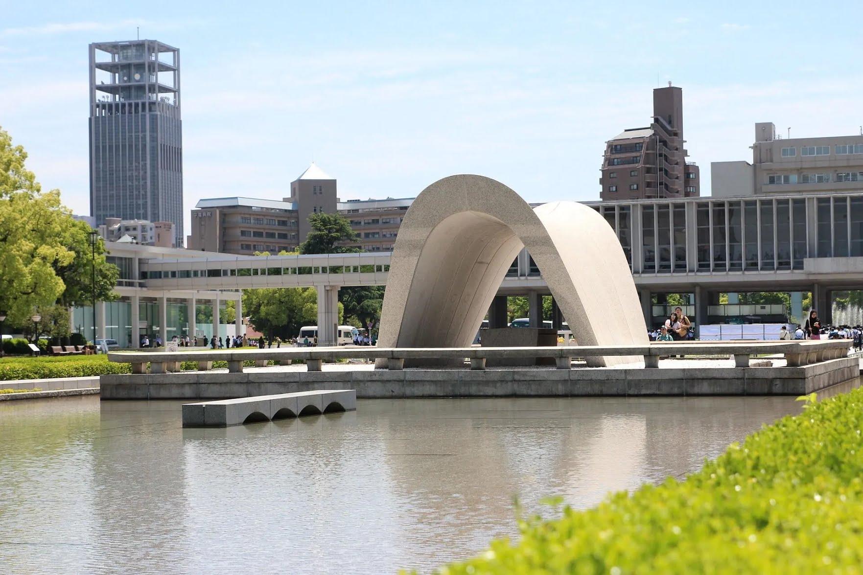 Хиросима сегодня: Мемориальный музей мира