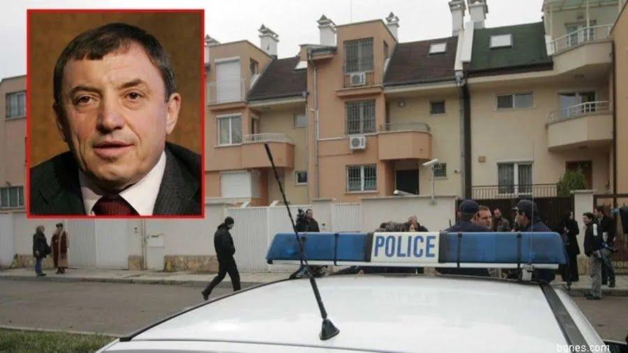 Покушение на Алексея Петрова произошло в октябре 2015 года в Софии