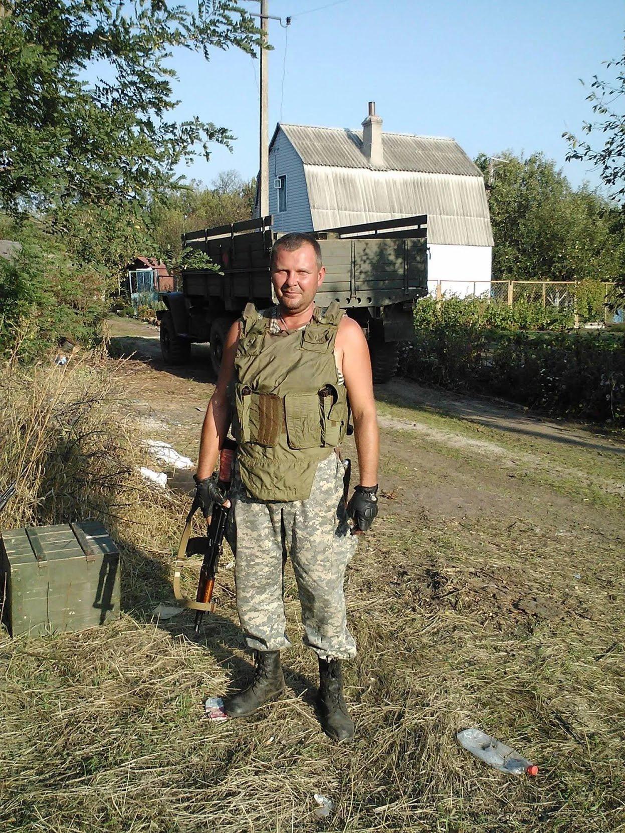 Андрій Нілов, вересень, 2014 рік