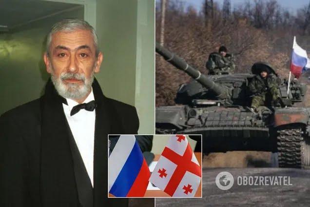Вахтанг Кикабидзе не был в России с 2008 года