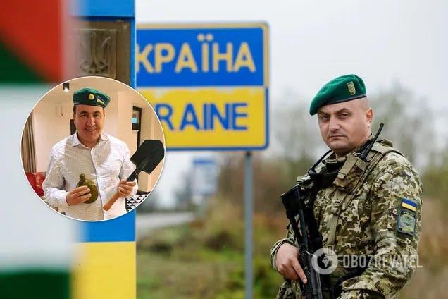 """Михеил Саакашвили назвал себя """"бывалым пограничником"""""""