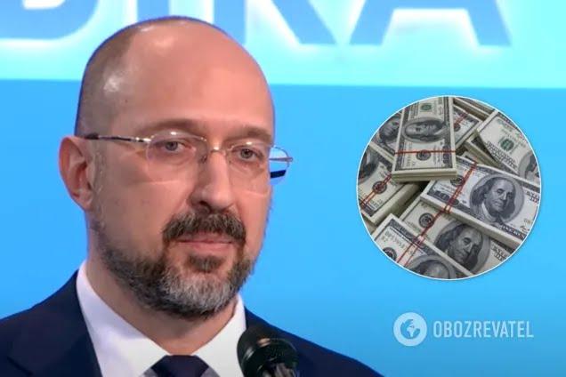 Шмыгаль озвучил суммы и сроки кредитов от МВФ