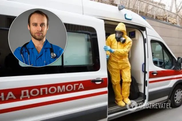 Инфекционист рассказал о тяжелой ситуации в больницах из-за COVID-19