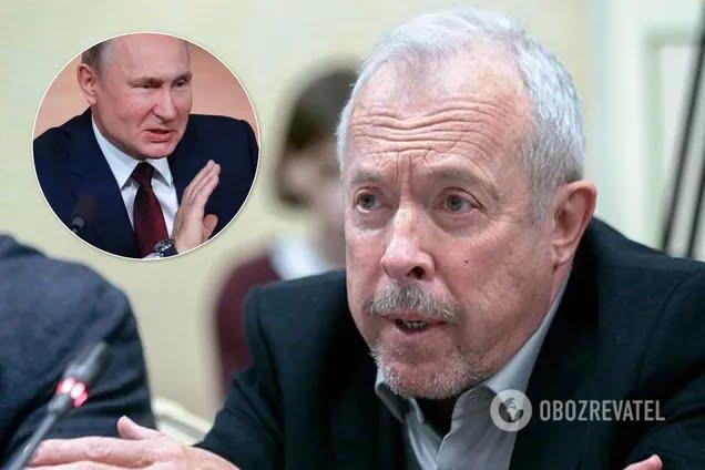 Макаревич висловився про Путіна