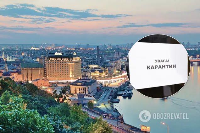 На Киевщине еще больше ослабили карантин. Иллюстрация