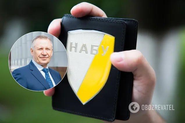 НАБУ объявило о подозрении Николаю Каленскому