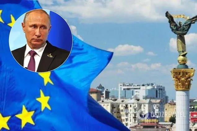 Европейский журналист пошел против Путина из-за Украины
