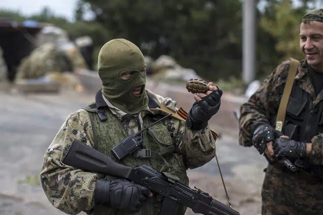 Иллюстрация. Озвучены потери террористов на Донбассе