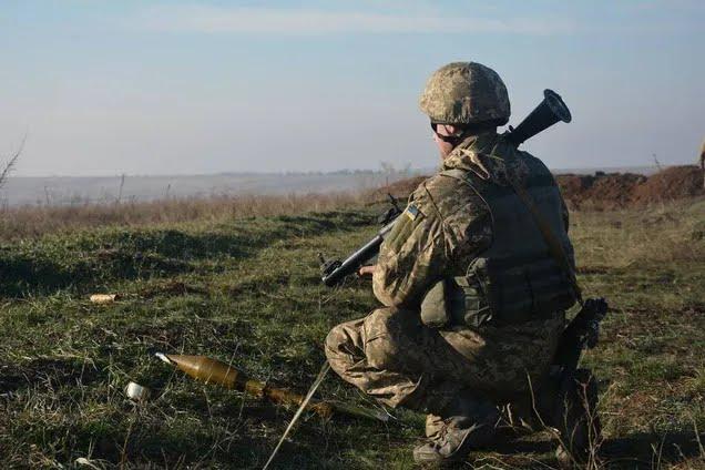 Выпотрошенное тело бойца ВСУ передали Украине