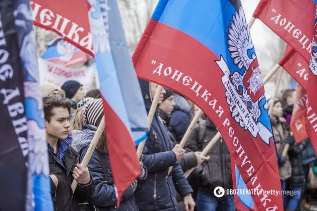 В так называемой Донецкой на родной республике установили размер минимальной зарплаты на уровне 6065 рублей (2340 гривен)