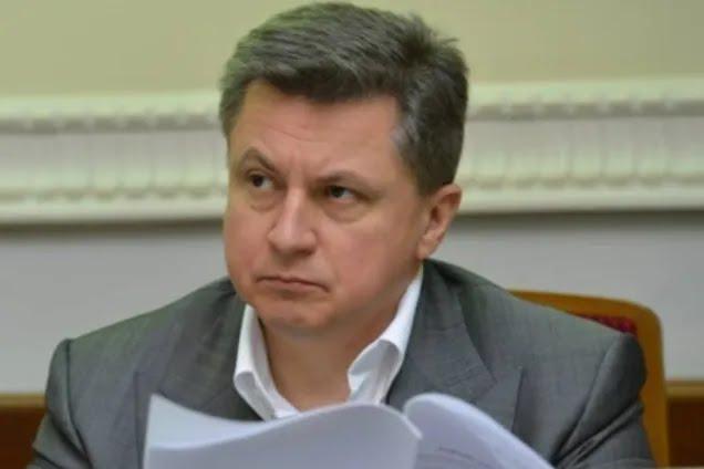 Сына Азарова будут судить за отмывание взятки