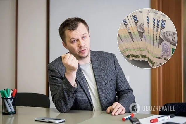 Милованов про зарплати