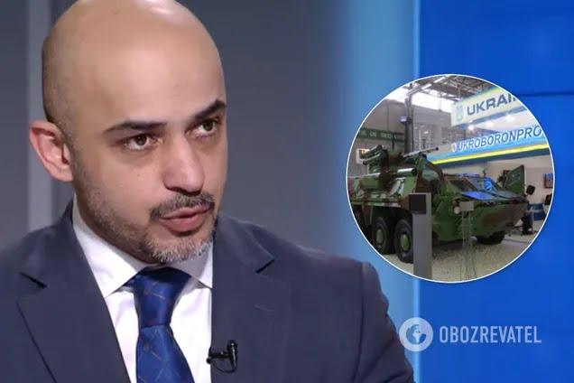 """Найєм анонсував реформу """"Укроборонпрому"""""""