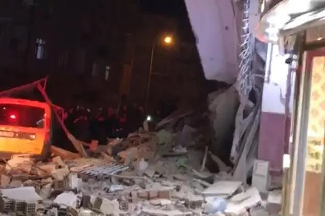 У Туреччині через землетрус загинули люди