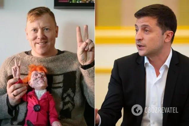 Йон Гнарр дав пораду Володимиру Зеленському