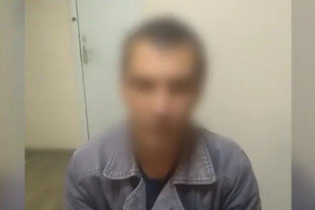 "СБУ затримала гранатометника ""ДНР"""