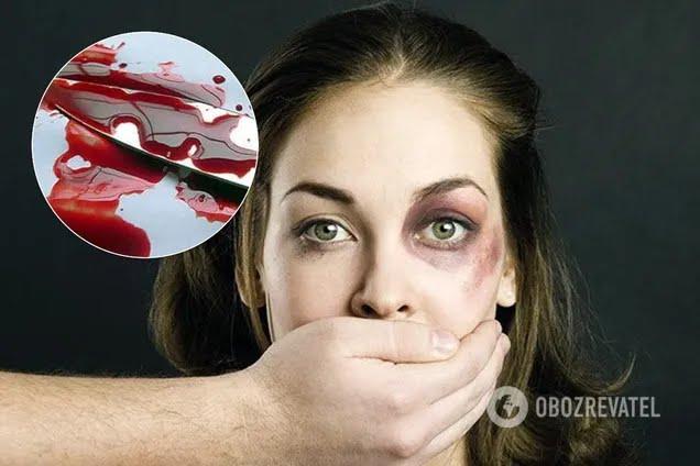 Муж-тиран избивал жену