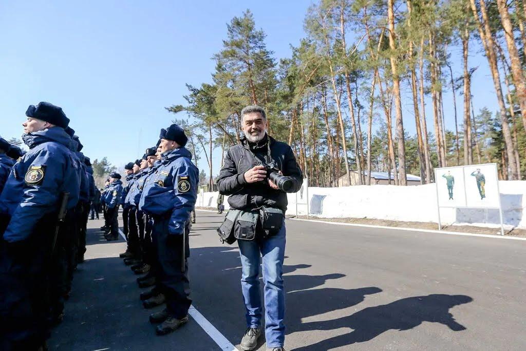 Фотограф Владимир Струмковский умер