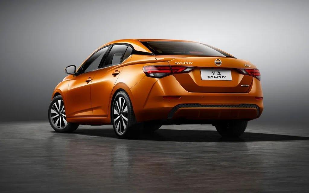 Nissan Sylphy 2020 (Nissan Sentra 2020)