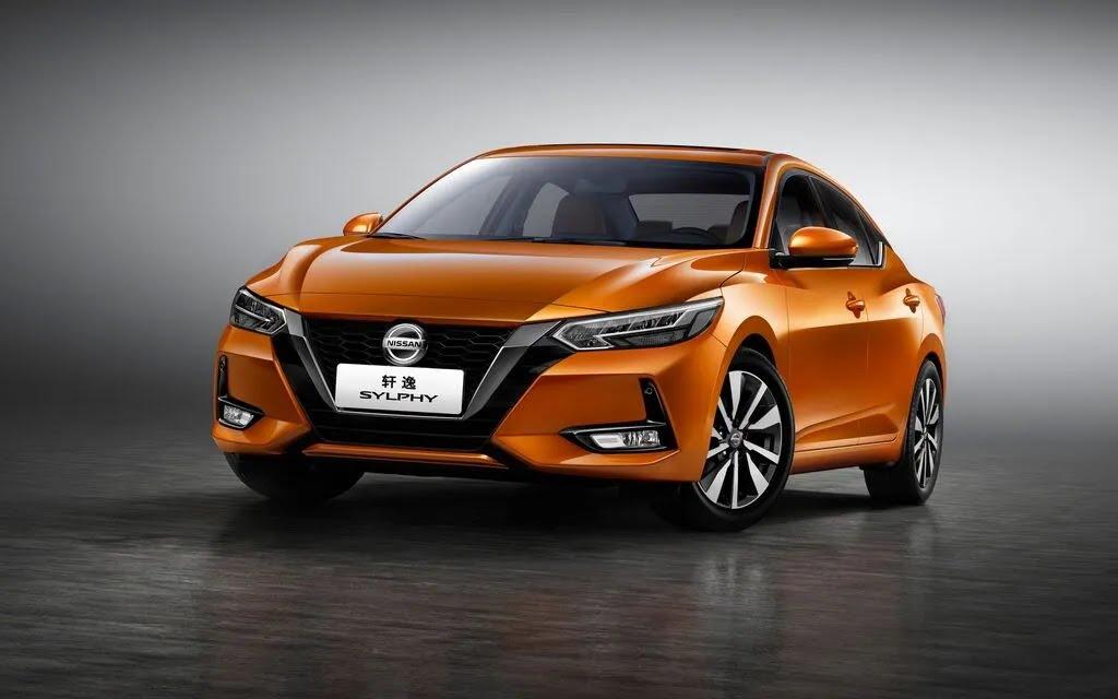 Китайский Nissan Sylphy является локализованной версией Nissan Sentra