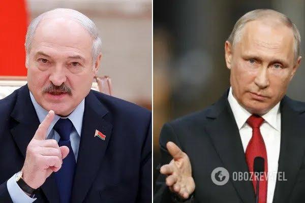 Загострення відносин між Білоруссю та Росією