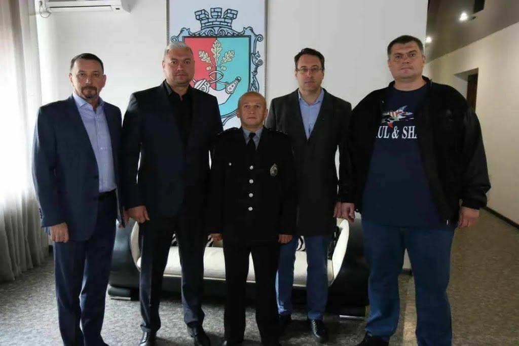 Юрій Кисіль, Володимир Огурченко, Сергій Лукашов, Владлен Неклюдов, Юрій Корявченков