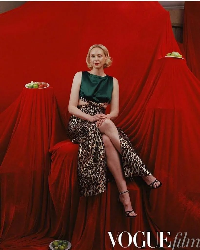 Гвендолін Крісті для Vogue