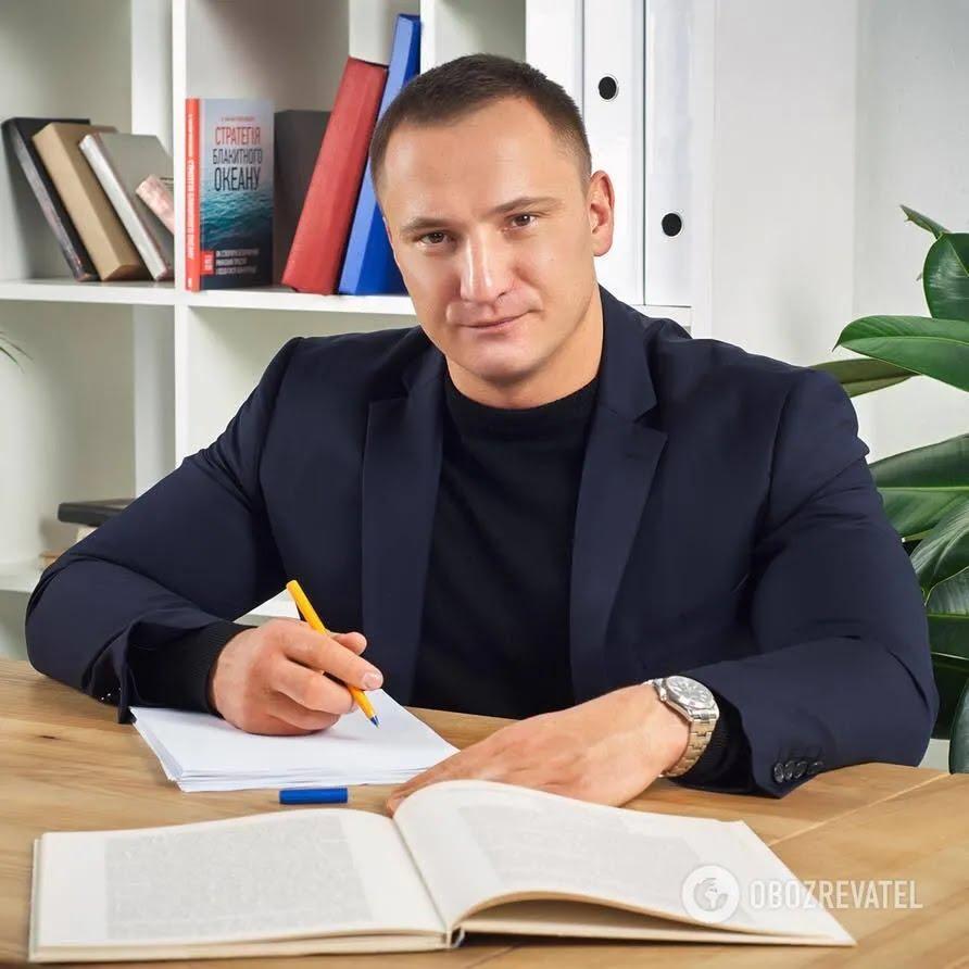 Олександр Яцина